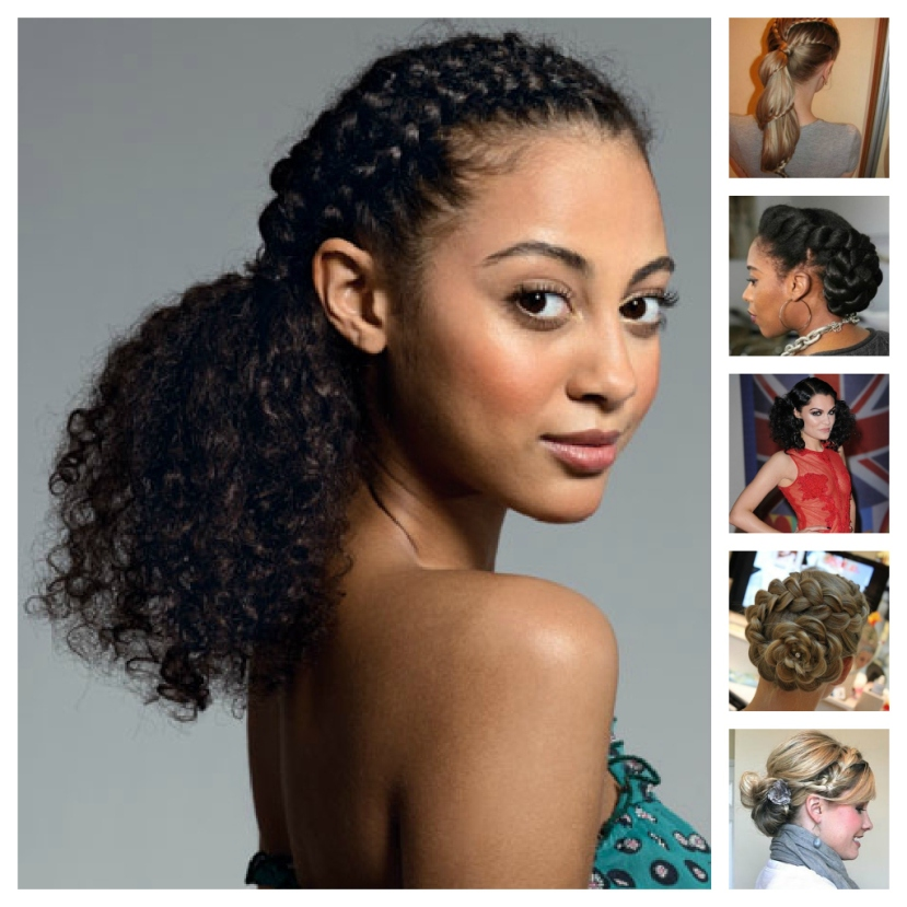 hairspiration for curly hair