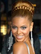 Beyonce bun hairstyles