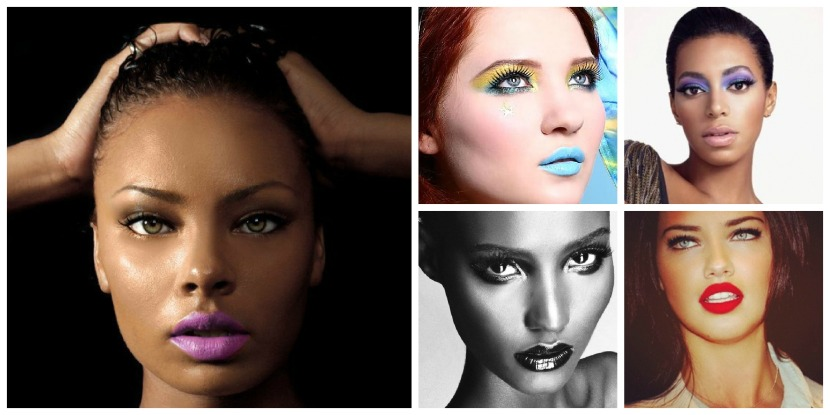 Makeup looks we love- My Curls