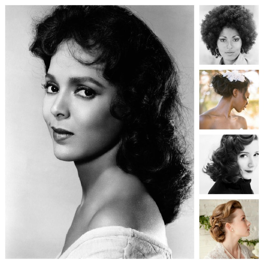 Vintage Hairstyles For Natural Hair My Curls