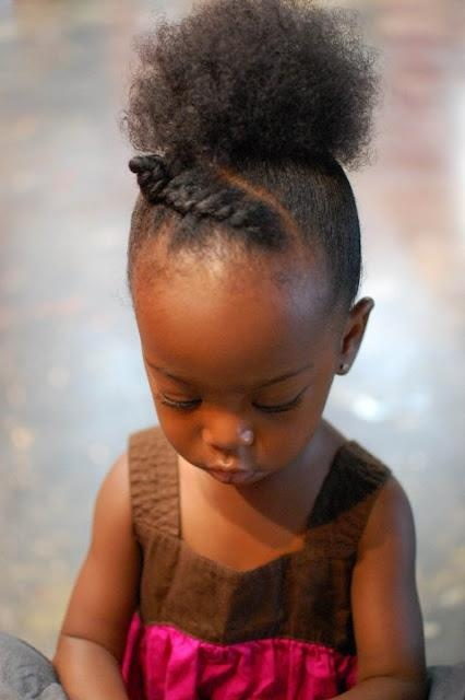 All Natural Hair Products For Black Babies