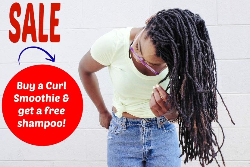 free shampoo sale