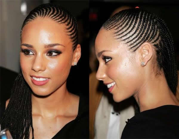 How To Wash Your Cornrows Or Ghana Braids Especially After Working